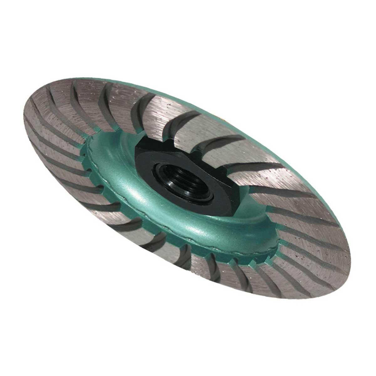 PEARL diamond cup wheels HEXplate