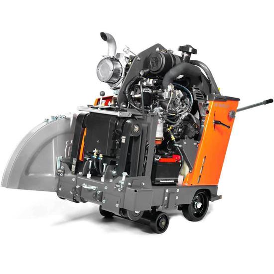 Husqvarna FS 5000 D Diesel engine