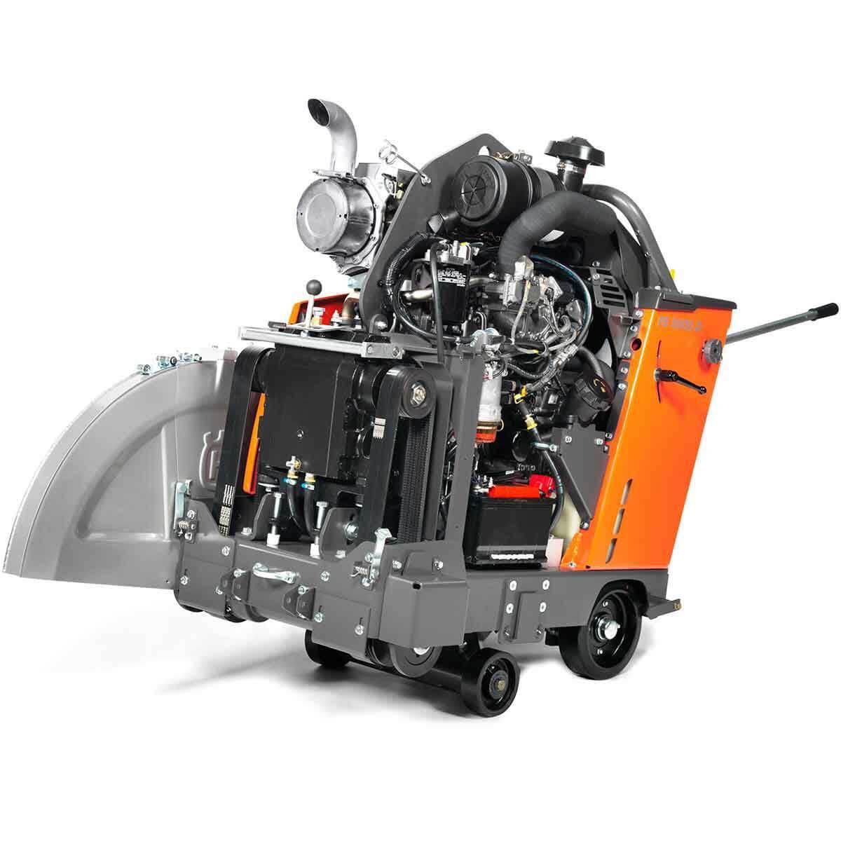 Husqvarna FS 5000 Diesel flat saw
