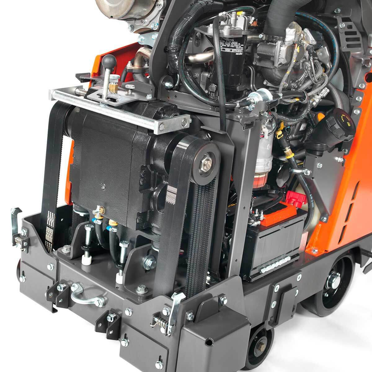 Husqvarna FS 5000 D transmission