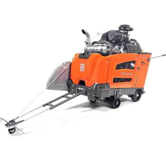 Husqvarna FS 7000 D with Guide Bar