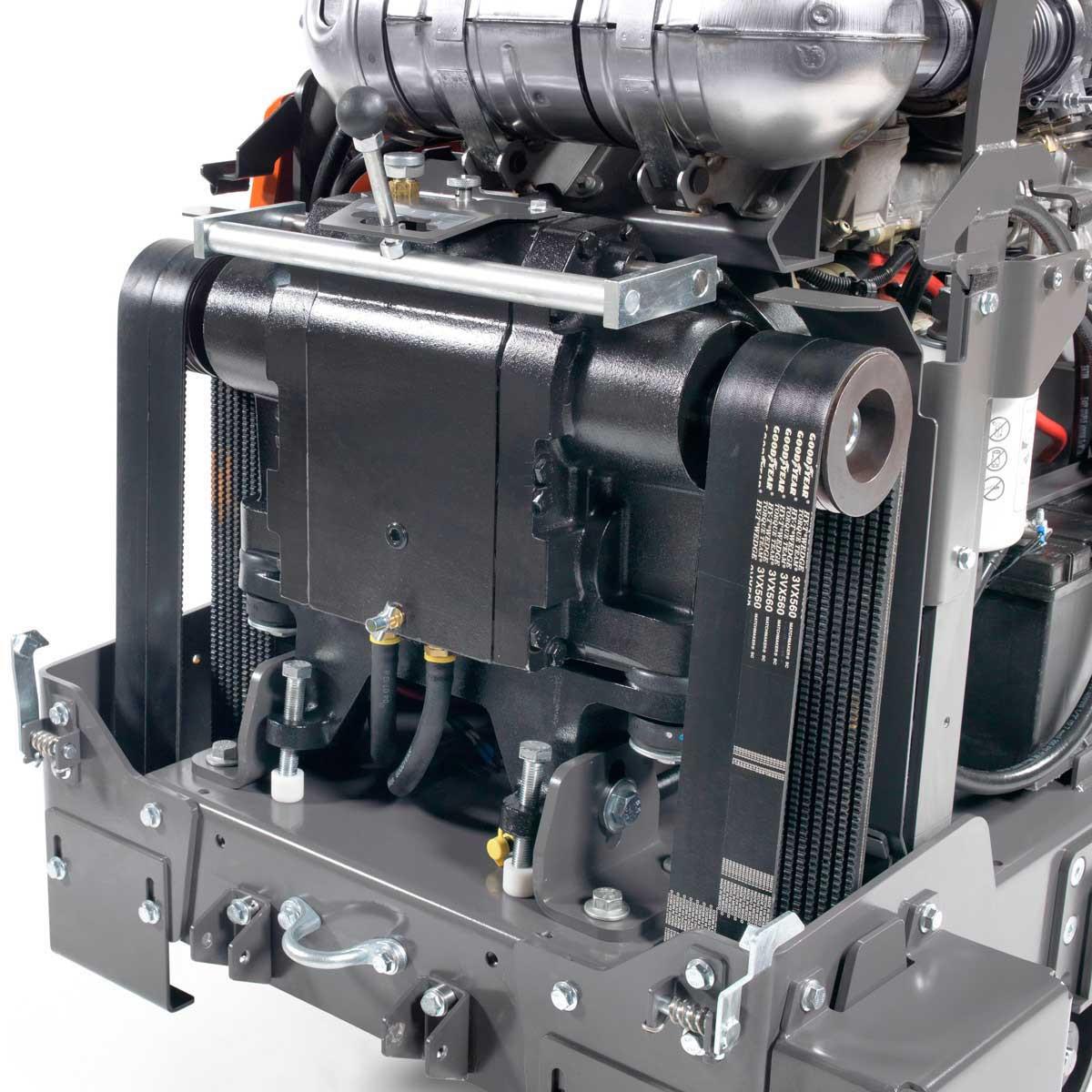 Husqvarna FS 7000 transmission