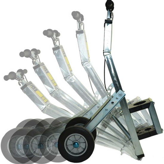 Pearl Easy Hammer Trolley Adjustable Handle