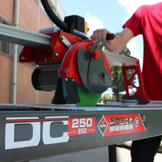 Rubi DC250-850 cutting head assembly
