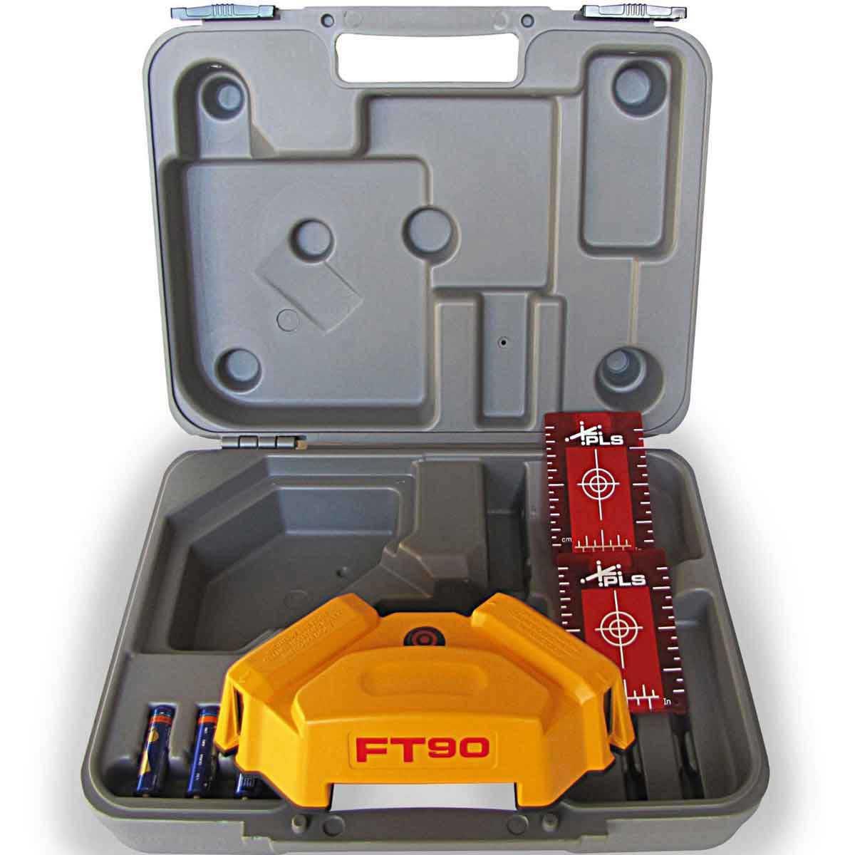 PLS FT 90 Pacific Laser Floor Tile Layout Tool