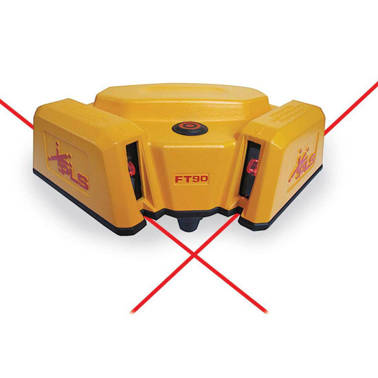 FT 90 Floor and Tile Laser Tool