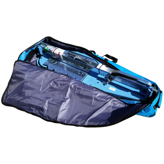 TC43D1 Sigma Tile Cutter Carrying Case made of heavy-duty, durable canvas bag that is built to withstand plenty of abuse