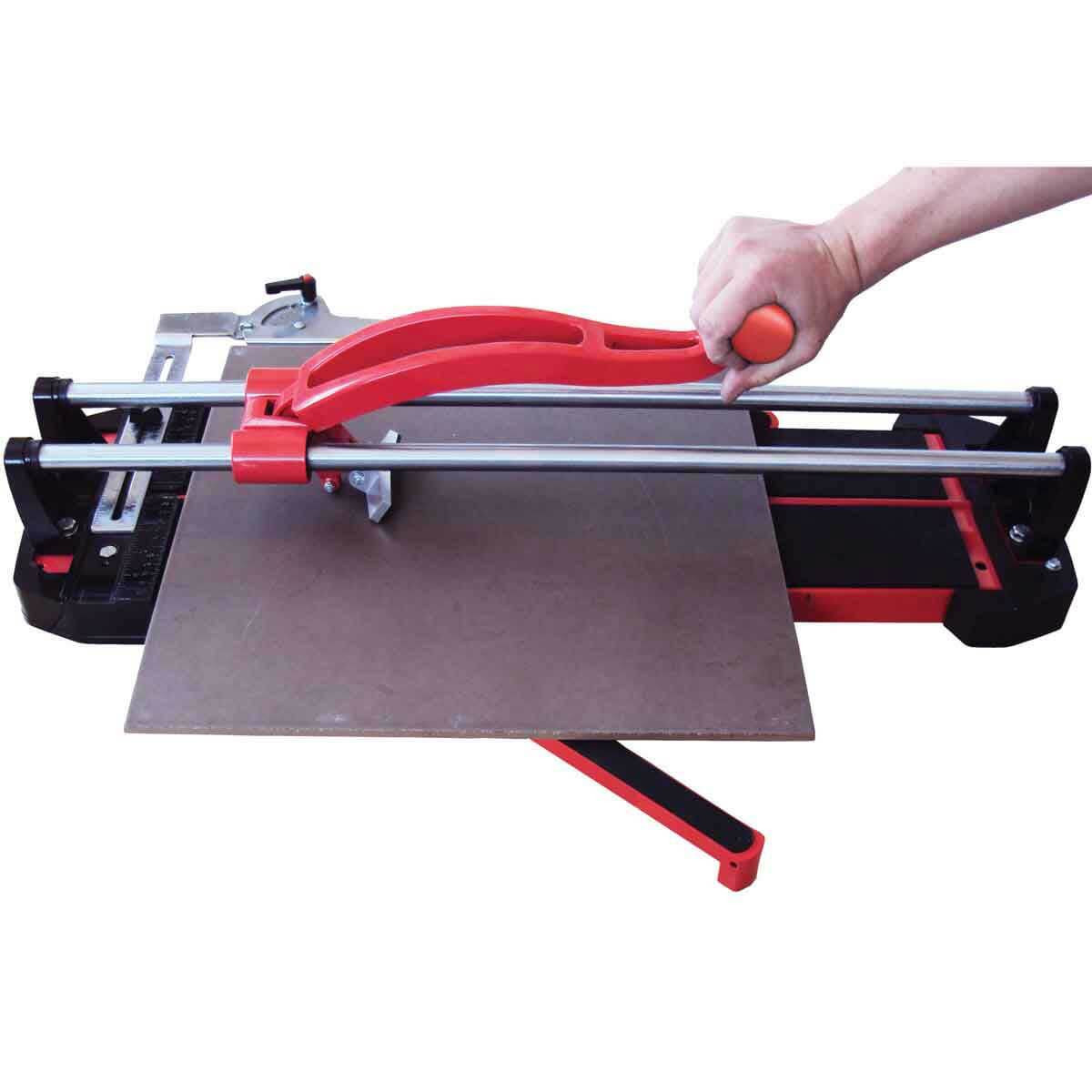 Wishbone tile Cutter porcelain cut