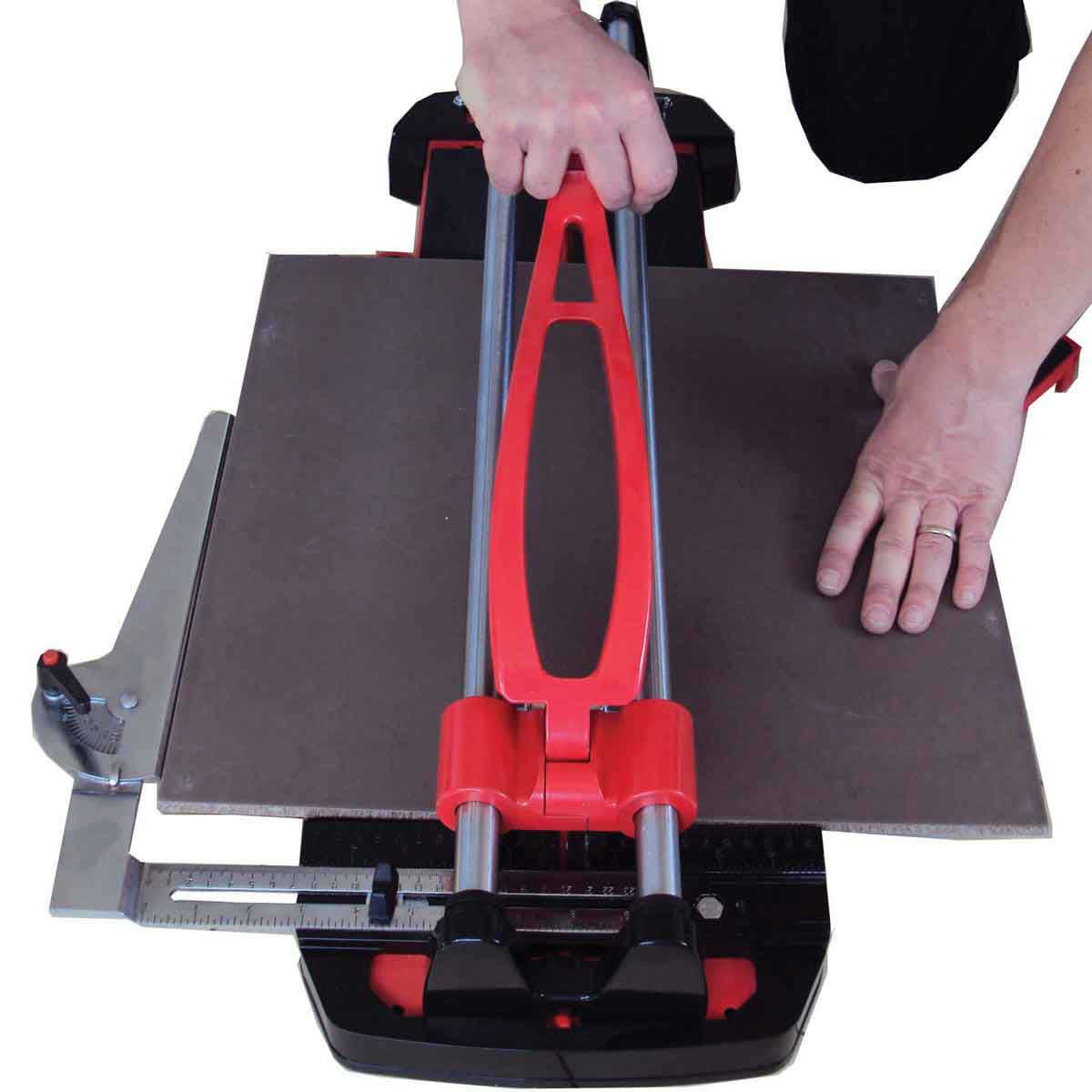 Wishbone tile Cutter breaking