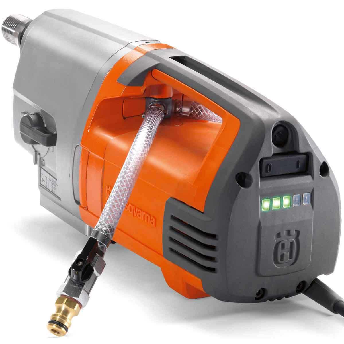 Husqvarna DM340 Motor Drill water