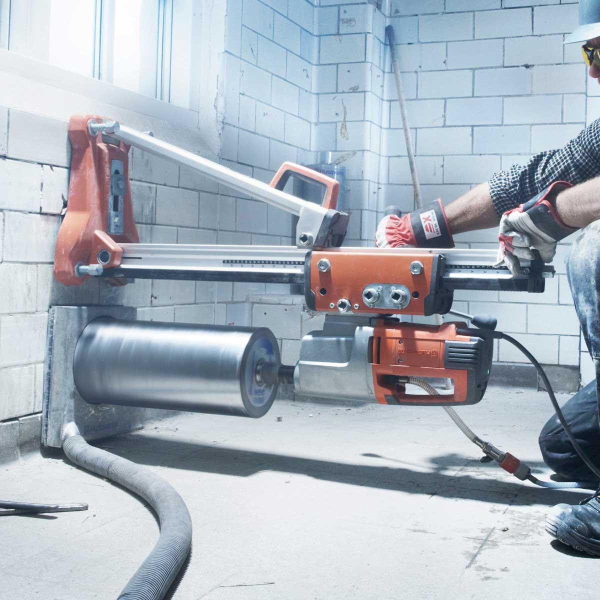 Husqvarna DM340 Motor wall drill