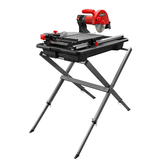 Rubi DT180 Evolution tile saw with scissor stand