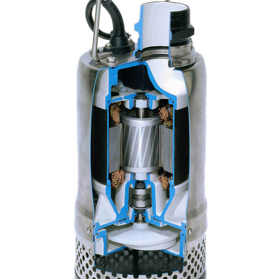 BJM RX750SS-115 Stainless Steel Pump