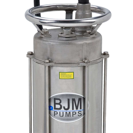 BJM 2 inch Submersible Pump 110V 201226