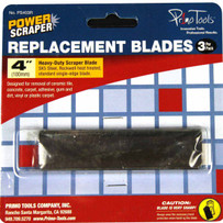 Power Slam Scraper Impact Blades