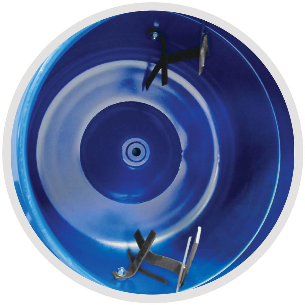 MIX3 Cleform Gilson Wheelbarrow Mix