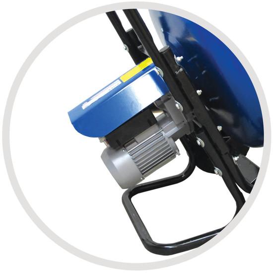 MIX3 Wheelbarrow Mixer mobility