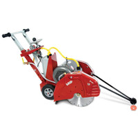 MK Electric Walk-Behind saw tank