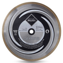 rubi 10in glass diamond blade