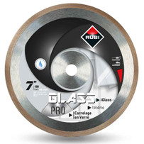 rubi 7in glass diamond blade