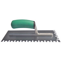 Barwalt Ultragrip Euro Notch Trowel