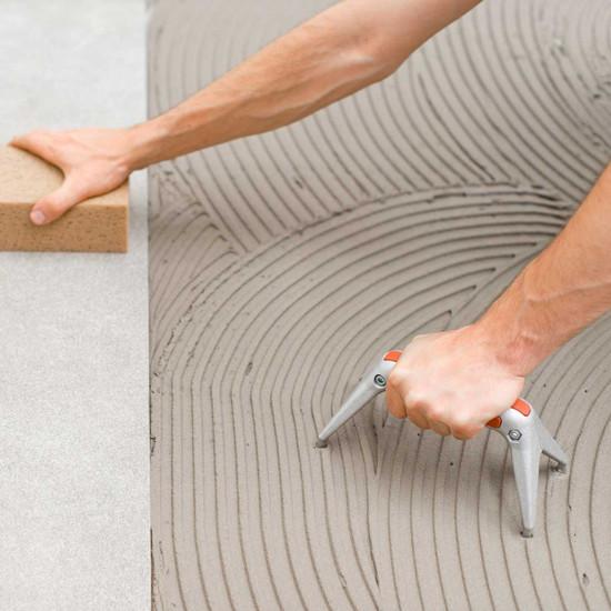 LTHGS Raimondi Fido Ergonomic Support grout cleaning hydro sponge floor tile grout tooling
