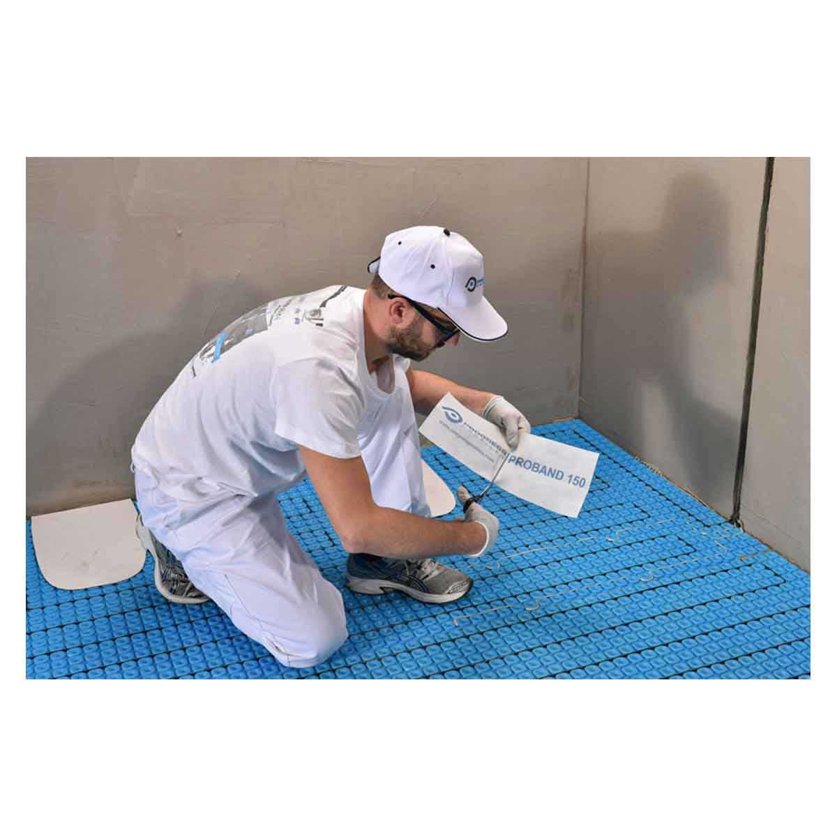 prodeso heated floor
