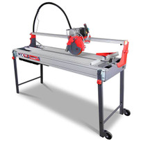 Rubi DX250-1400 59 inch Tile Saw with Laser