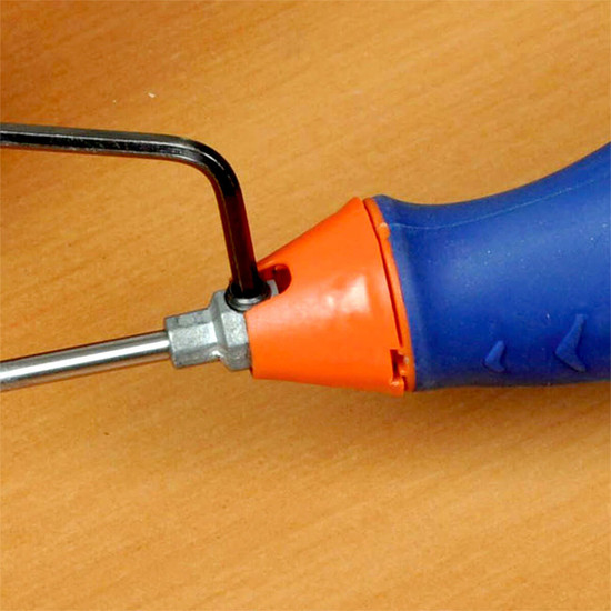 Grout Out Grout Removal Tool
