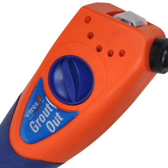 Vitrex grout tool speeds