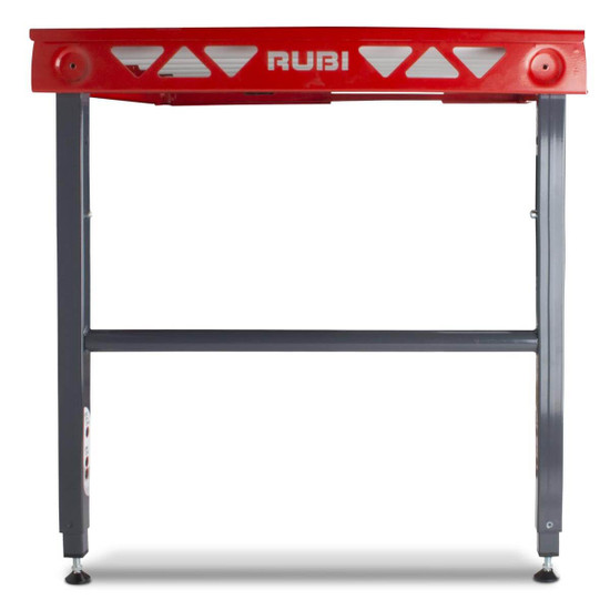 Rubi Side Roller Extension Table Front