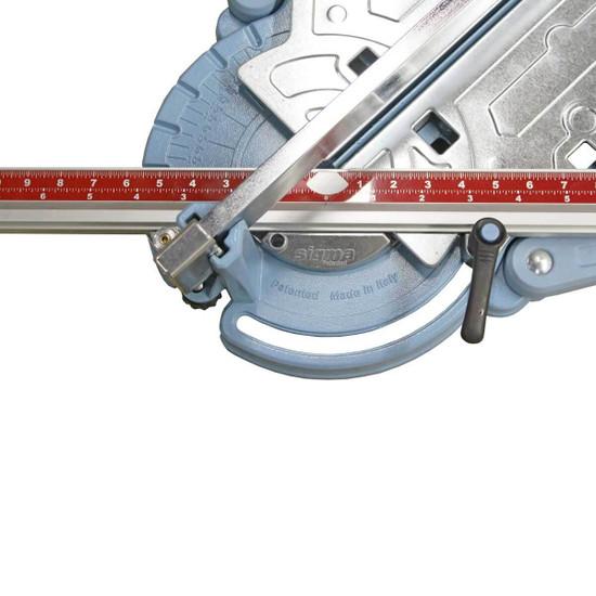 sigma tile cutter locking guide