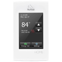 Nuheat HOME Floor Heating Programmable Thermostat