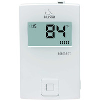 Nuheat Radiant Under Floor Heat Thermostat