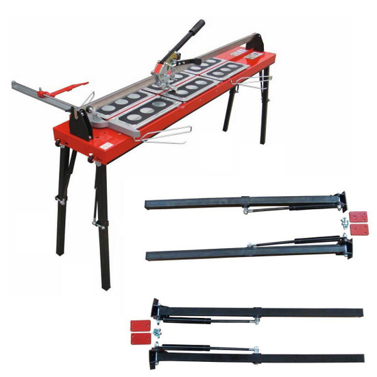 kristal tile cutter with foldable legs