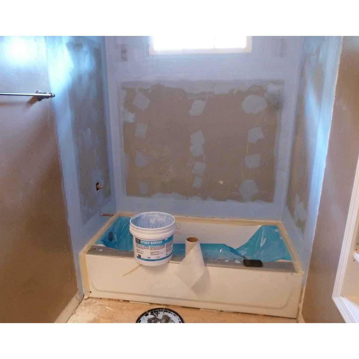 Laticrete Hydro Barrier shower