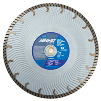 Norton Clipper Aero-Jet Natural Stone and Tile Diamond Blade