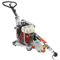 Norton Clipper GC55 Green Concrete Saw