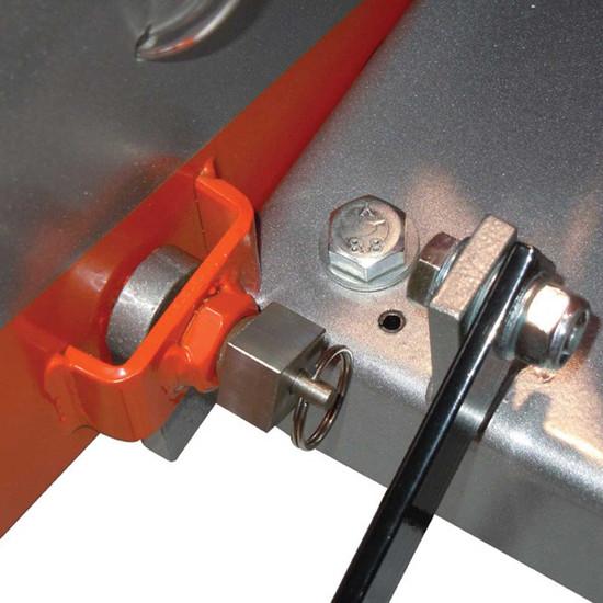 Norton Clipper C1318P Fast Blade Guard Lock