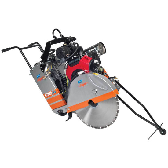 Norton Clipper C2020SS 20 inch Self Propelled Concrete Saw