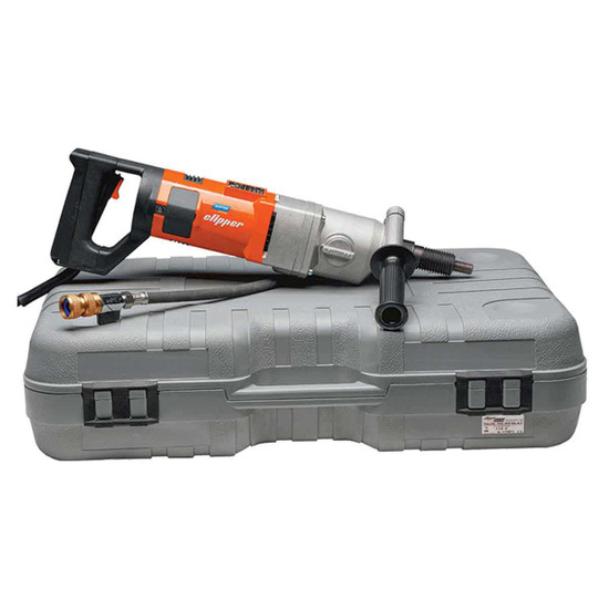 Norton Clipper HHDETOL Core Drill with Carrying Case