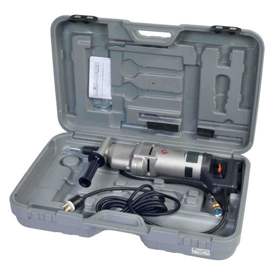 Norton Clipper HHD3TOL Core Drill with Carrying Case