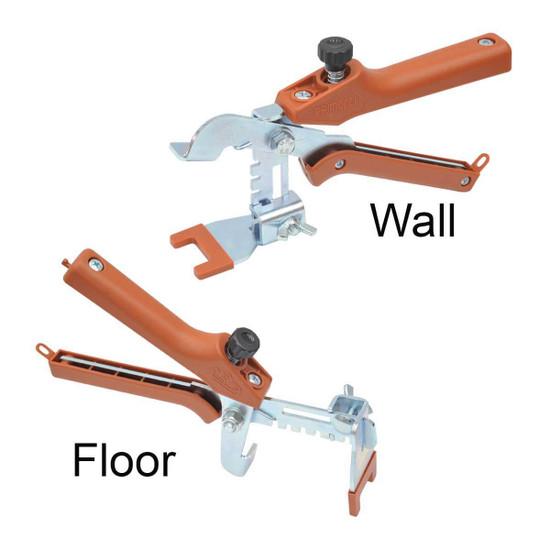 Raimondi Tile Leveling System Pliers, RLS floor and wall ceramic tile lippage free installation
