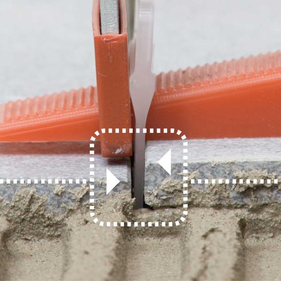 Rls Leveling Clip And Wedge Floor Tile Level Granite