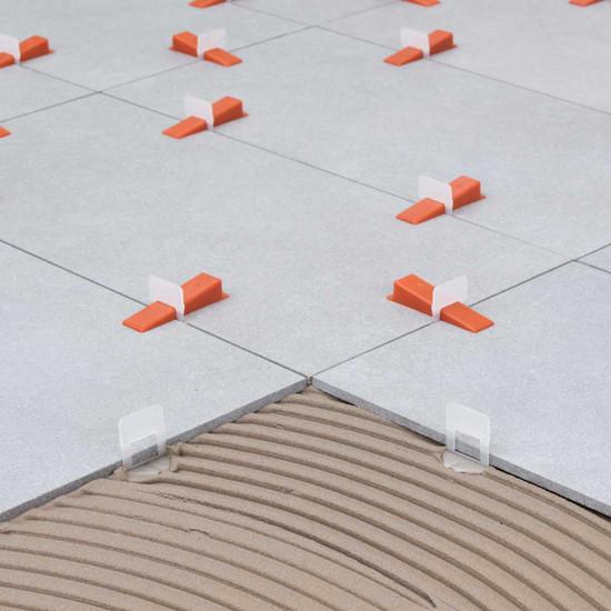 Raimondi Rls Clips Porcelain Floor Tile Kitchen Job Site