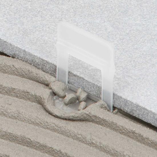 raimondi rls clear floor clip tile edge tile installation