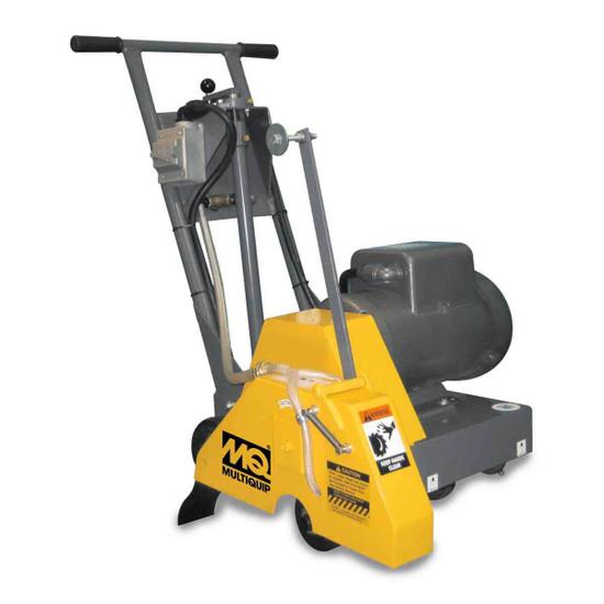 Multiquip electric Push Floor saw