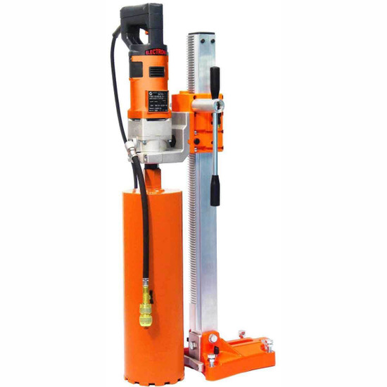 Norton Clipper HDR600C Hand Held Core Drill Rig