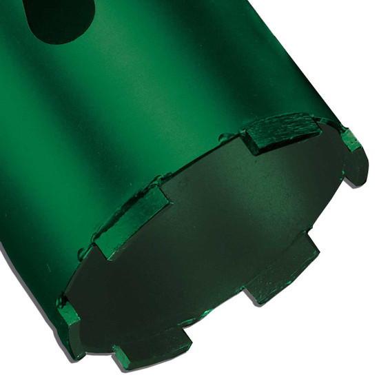 Dry Core Bits Norton Clipper