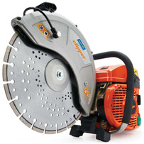 Norton Clipper Cut-Off Saw w blade